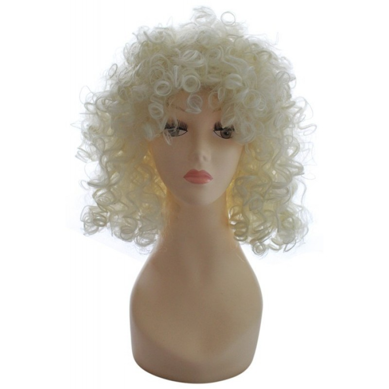 30cm short Curly Cre...