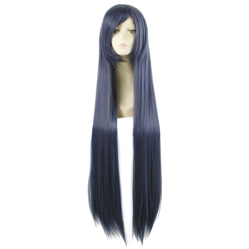 100cm Long Blue Grey...