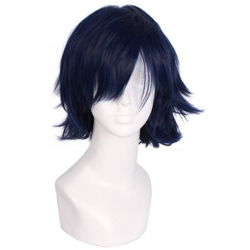 33cm short dark blue...