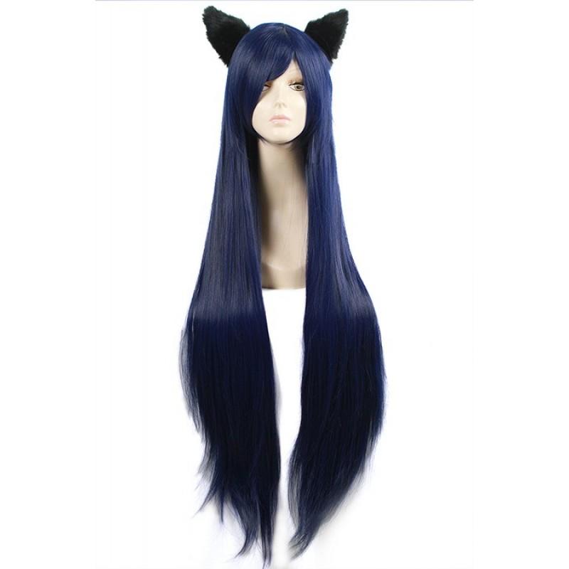 100cm Dark Blue Stra...