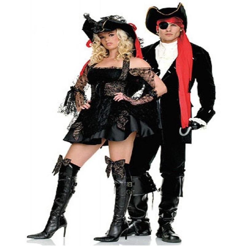 Couples Pirate Hallo...