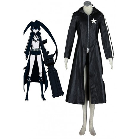 Vocaloid Black★Rock Shooter Cosplay Costume AC00744