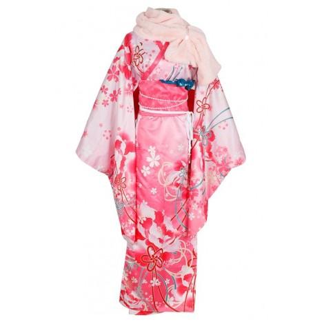 Love Live!School Idol Project Nico Yazawa kimono Cosplay Costume AC00530