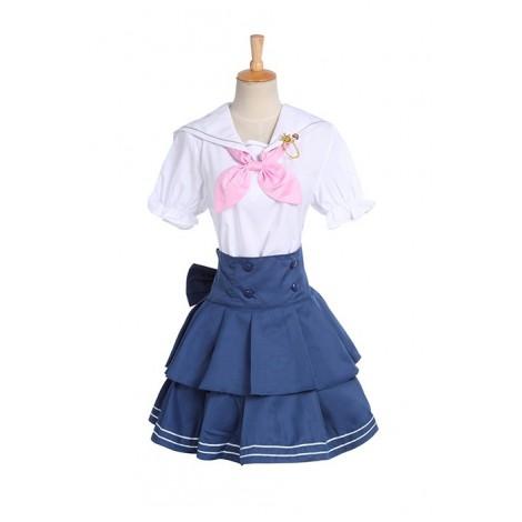 Love Live! Honoka Kōsaka Cosplay Costumes AC00586