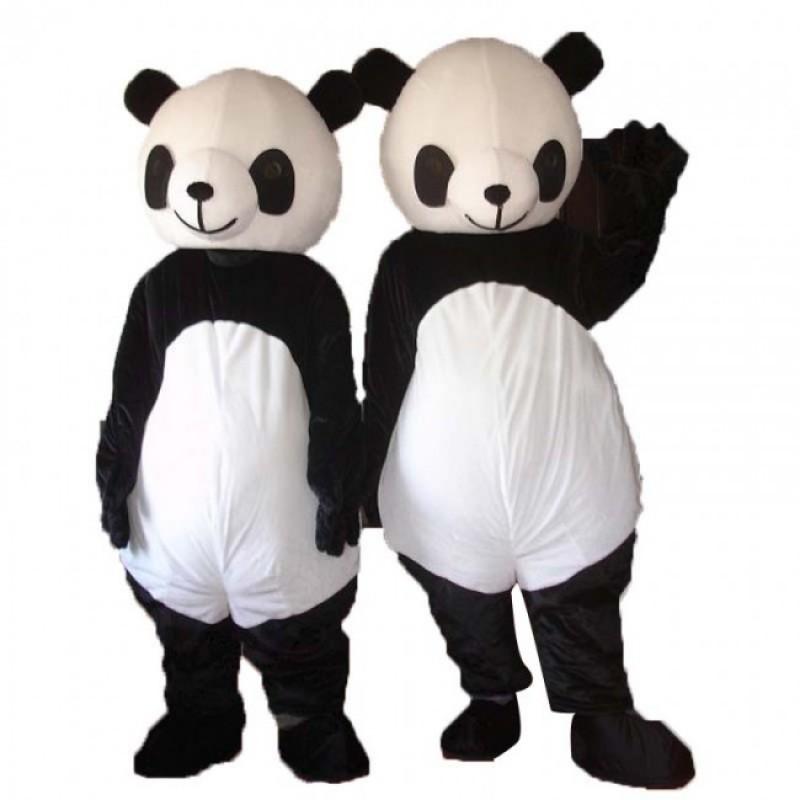Giant Panda Mascot C...