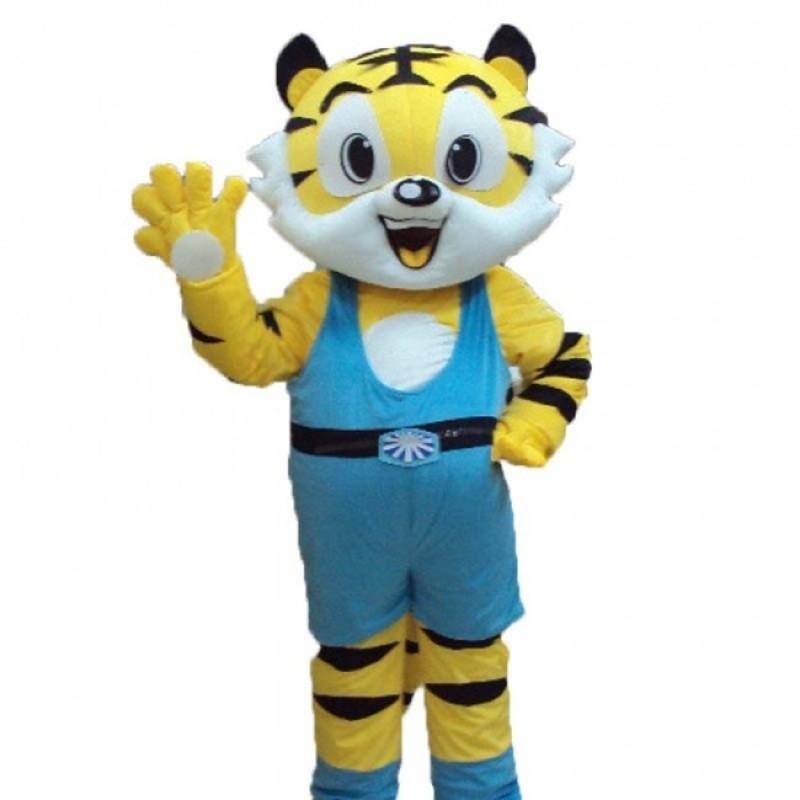 Amway Tiger Mascot C...