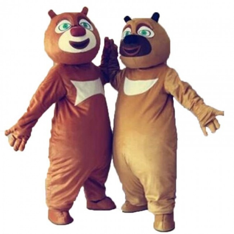 Boonie Bears Mascot ...