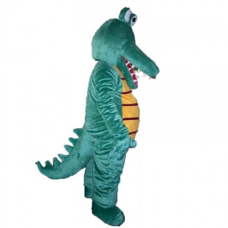 Crocodile Mascot Cos...