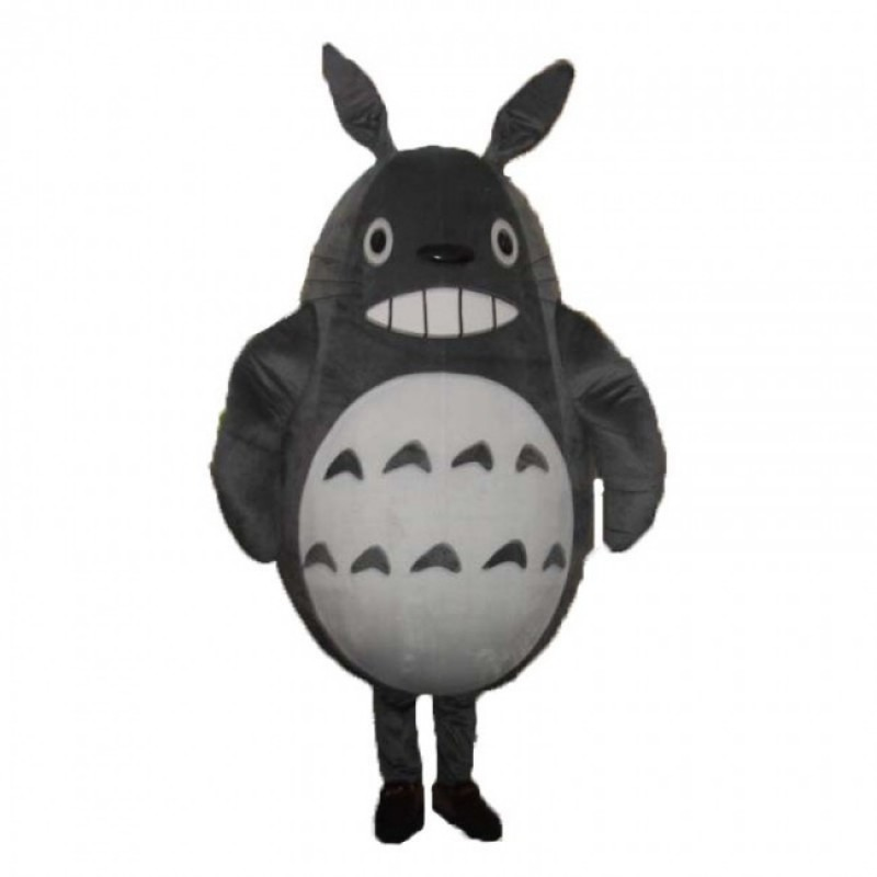 Chinchilla Mascot Co...