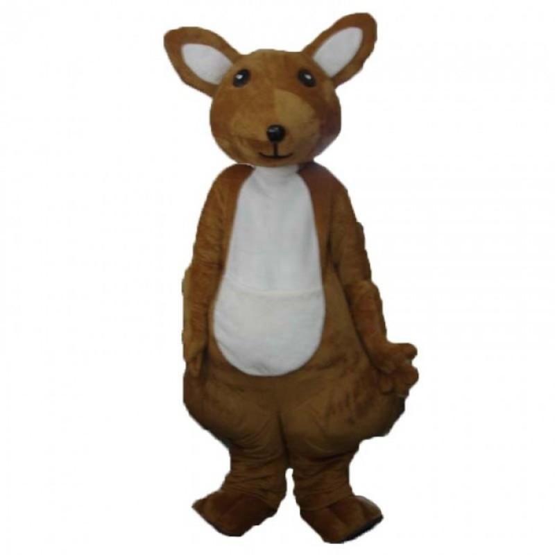 Kangaroo Mascot Cost...