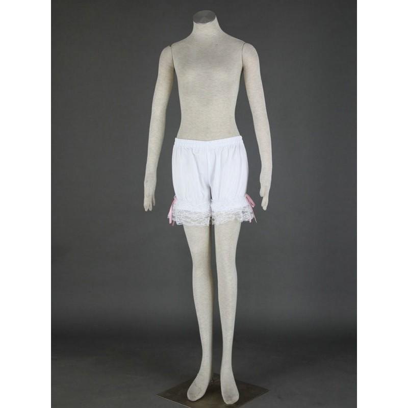 White Sweet Cotton L...