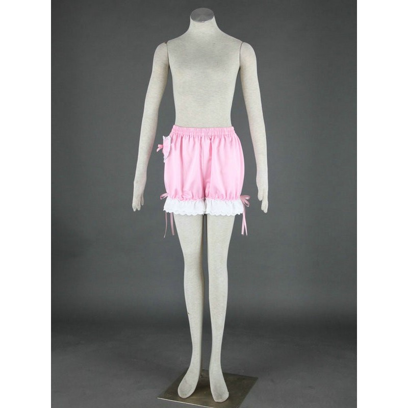 Pink Cute Cotton Lac...