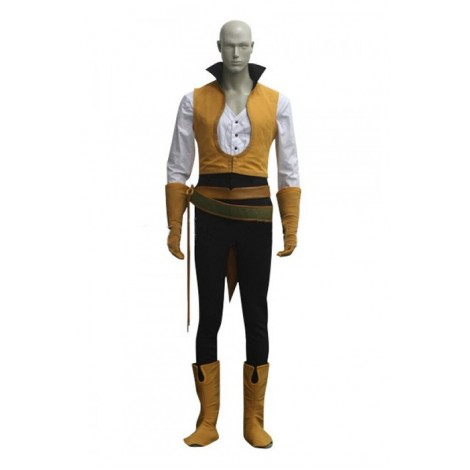 Tales Of The Abyss Guy Cecil Cosplay Costume GC00309