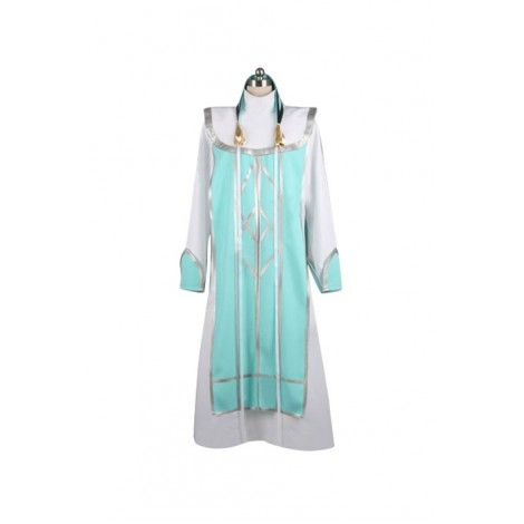 Tales Of The Abyss Ion Long Dress Cosplay Costume  GC00320