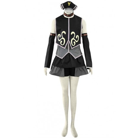 Tales Of The Abyss Arietta First Generation Cosplay Costume GC00308