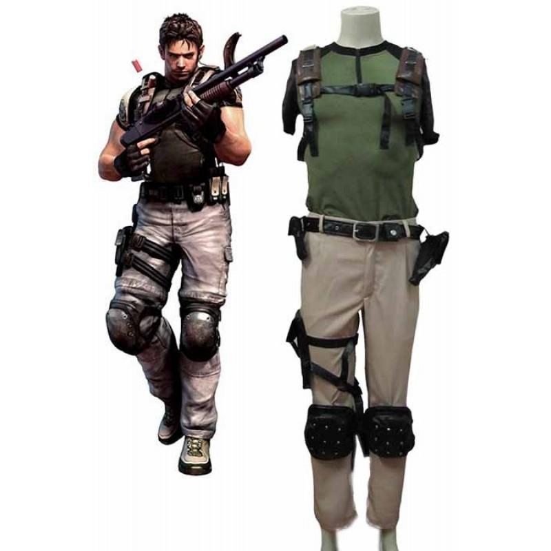 Resident Evil 5 Chri...