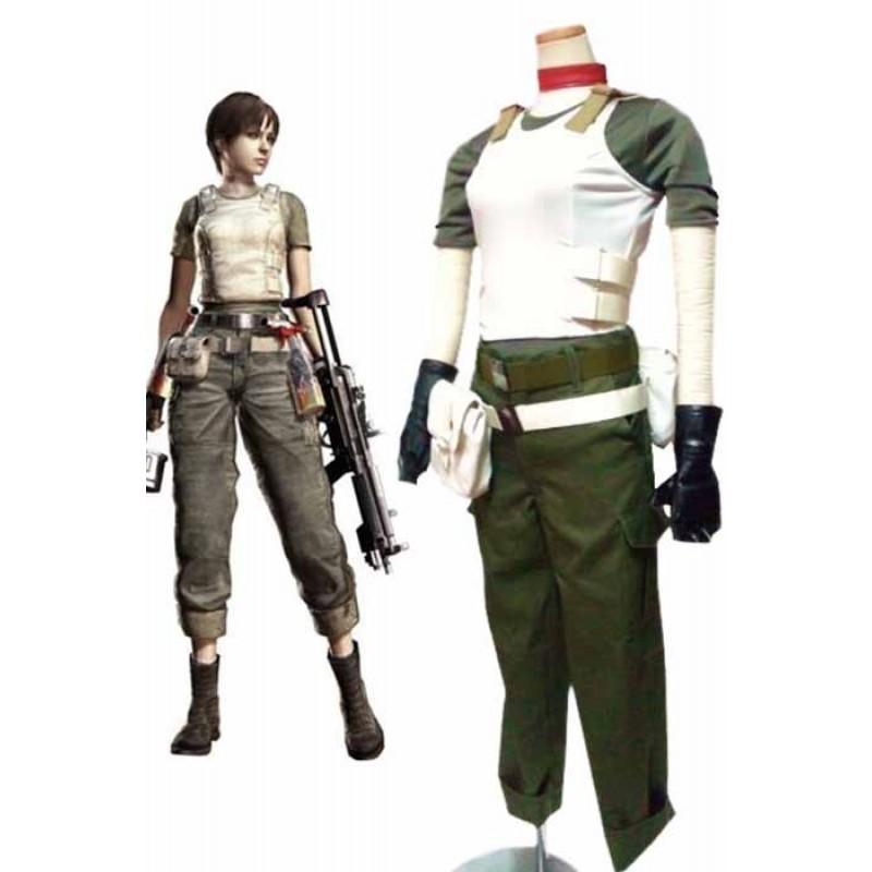 Resident Evil Rebecc...