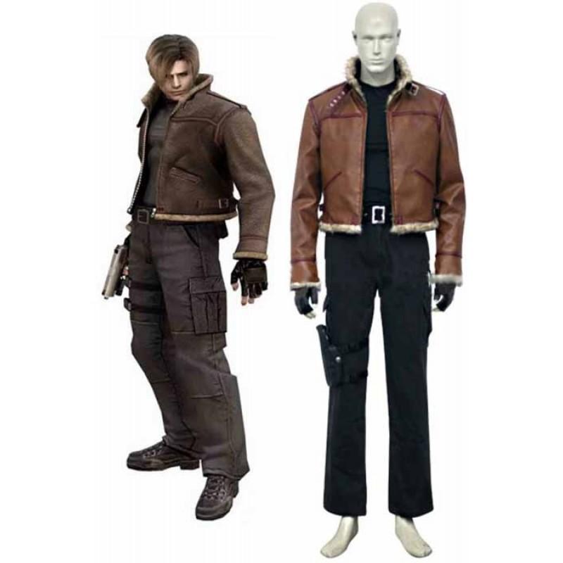 Resident Evil 4 Leon...