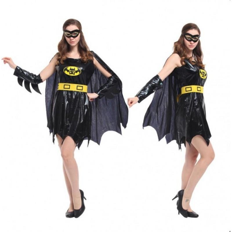 Black Batwoman Jumps...