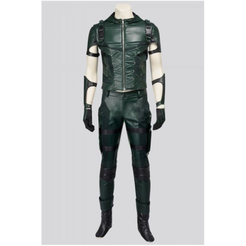 Green Arrow Season 4...