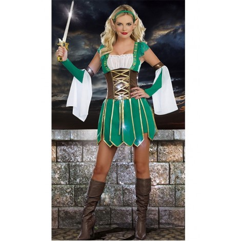 Lord of the Rings Female Spirit Cosplay Costume MC00246