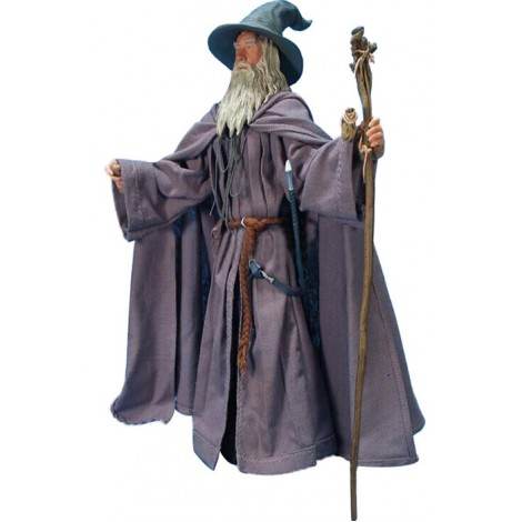 Lord of the Rings Wizard Gandalf  Cosplay Costume MC00244