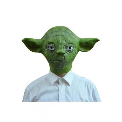 Star Wars Halloween Cosplay The Elders Yoda Latex Caps MC00173