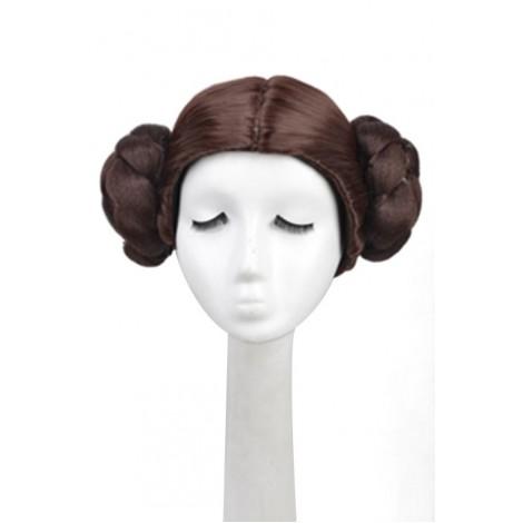 25cm Star Wars Princess Leia Fit Type Cosplay Wig MC00172
