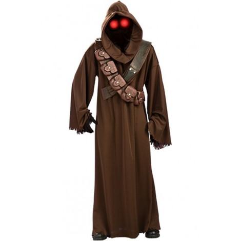 Star Wars Jawa Brown Suit Cosplay Costume MC00157