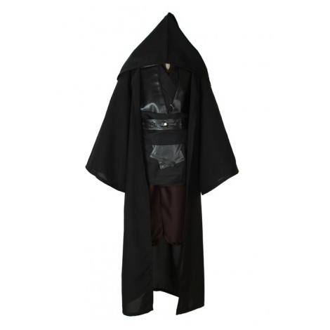 Star Wars Black Knight Darth Vader Suit Cosplay Costume MC00154