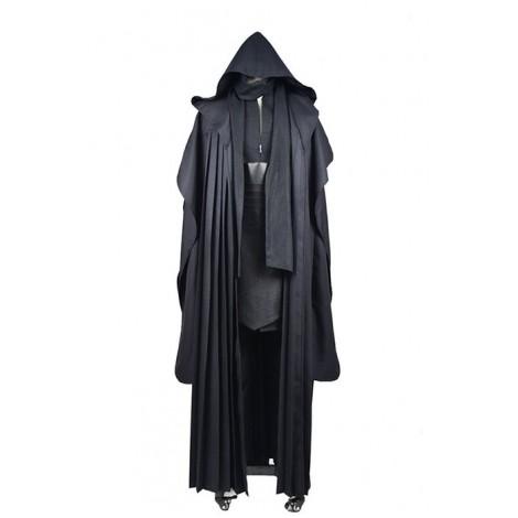Star Wars Darth Maul Tunic Robe Uniform Cosplay Costume MC00162