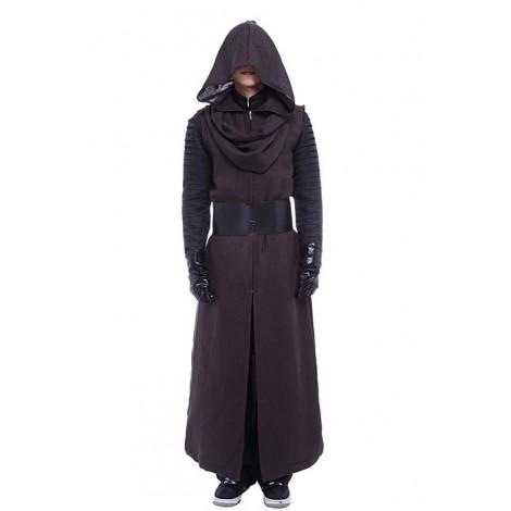 Star Wars The Force Awakens Sith Kylo Ren Cosplay Costume MC00161