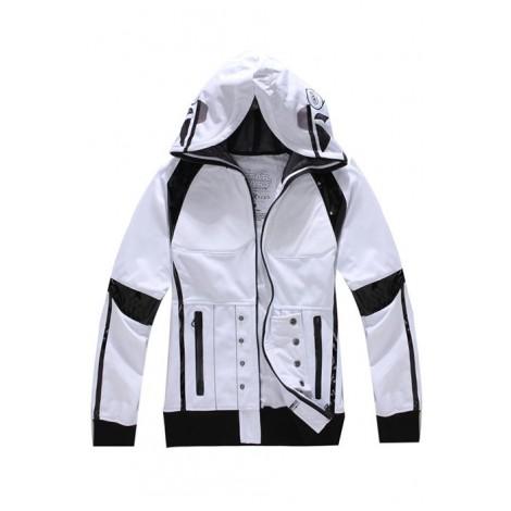 Star Wars Halloween White Youth Pop Cosplay Costume Hot Sale Jacktet MC00169