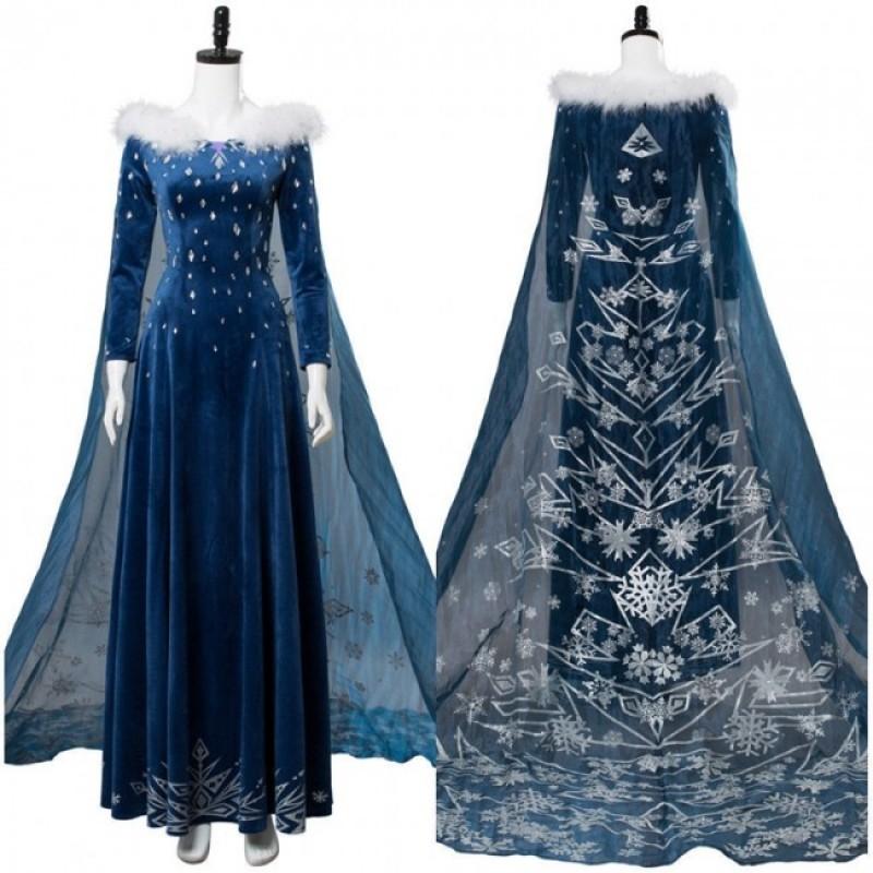 Frozen 2 Elsa Cospla...