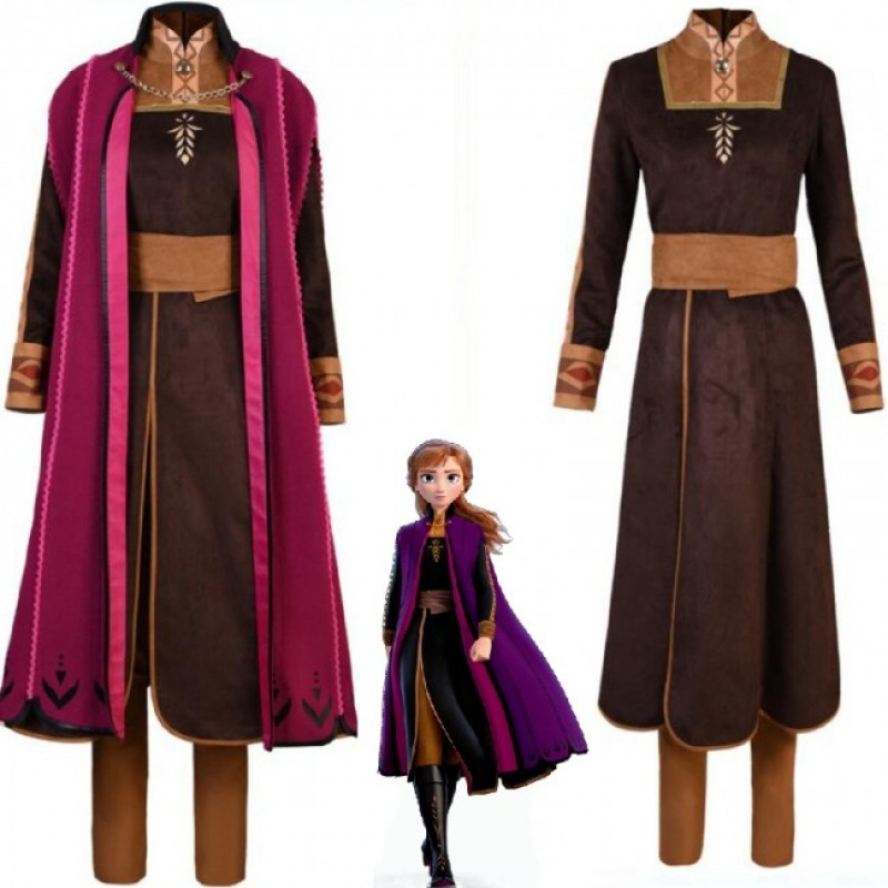 Frozen II Anna Princ...