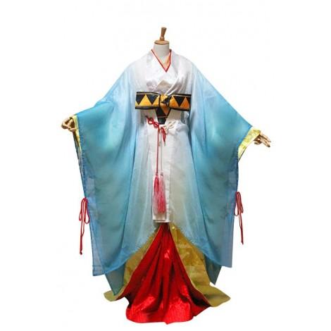 Kamigami no Asobi Akira Totsuka Cosplay Costume AC0097