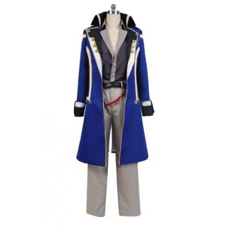 Kamigami no Asobi Thoth Caduceus Cosplay Costume AC0098