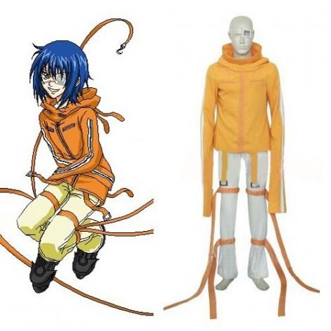 Air Gear KururuSumeragi Cosplay Costume AC001278