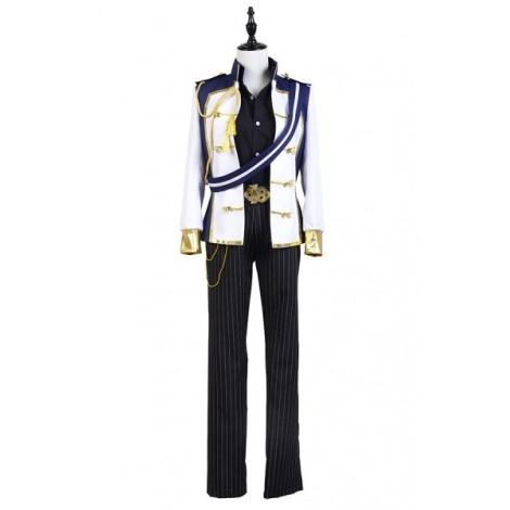 Ensemble Stars Leo Tsukinaga Cosplay Costume AC004