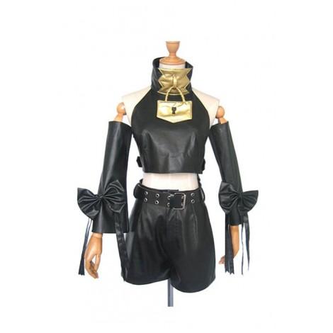 ZONE-00 Kissho/Benio Black Cosplay Costume AC001160