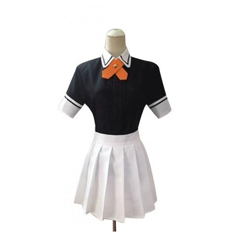 ZONE-00 Kinuko Ibara Cosplay Costume Uniform AC001159