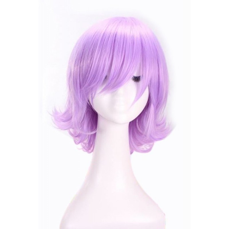 25-30cm short purple...