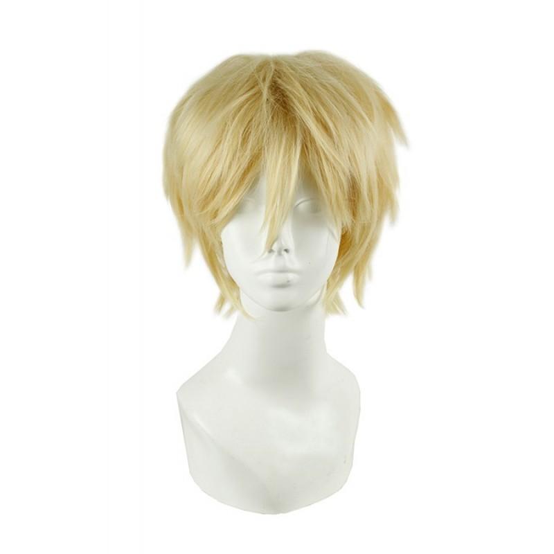 30cm Blond Short Kag...