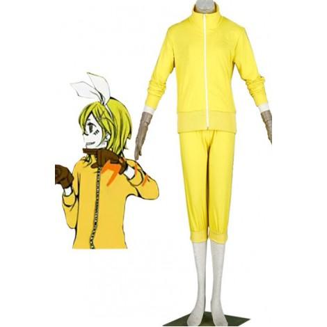 Vocaloid Mатрешка Kagamine Rin Cosplay Costume AC00753
