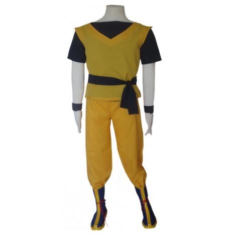 Dragon BallZ Son Gokū Super Saiyan Cosplay Costume AC00264