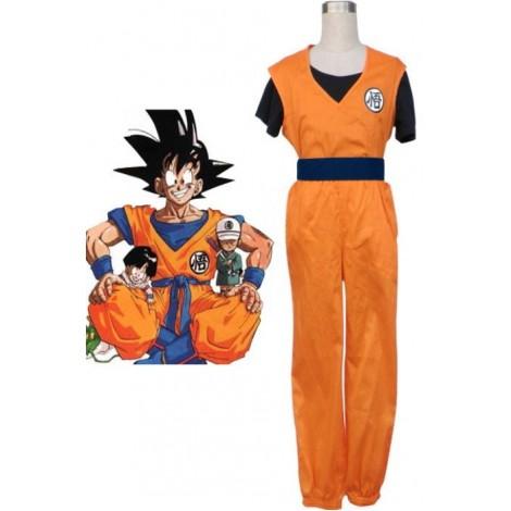 Dragon Ball Son Gokū 2nd Version Cosplay Costume AC00261