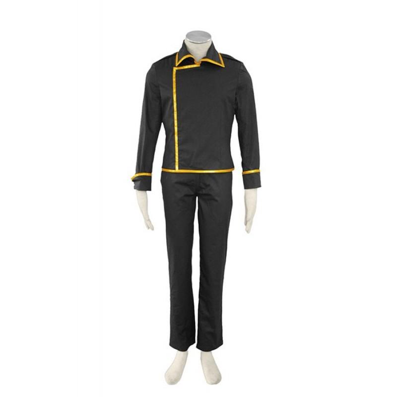 Black  Uniform Ginta...